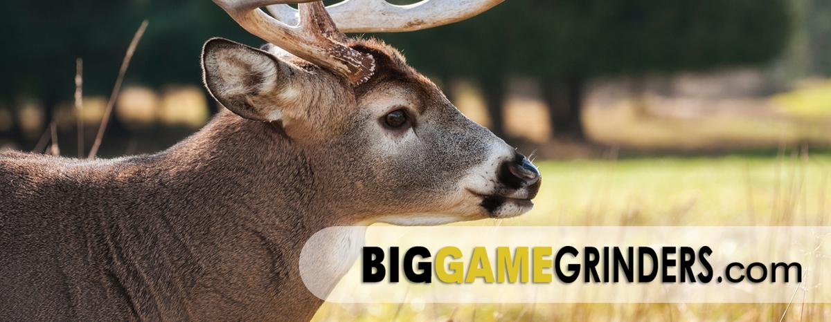 Big Game Grinder :: Home Header