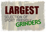LARGEST selection of sport friendly Grinders :: Meat Grinders : Chum Grinders : Sausage Stuffers